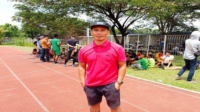 Eks Gelandang Sriwijaya FC Asal Muara Enim Ini Sengaja Pantau SFC Latihan, Ternyata Ini Tujuannya