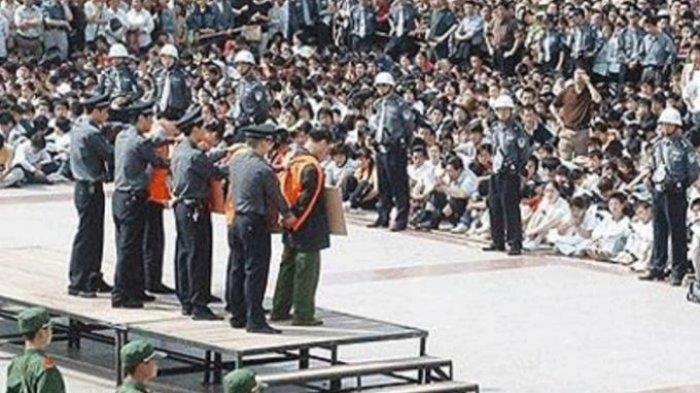 PETUALANGAN Cinta Pejabat Korup Tamat, Demi Uang, Ratusan Wanita Puaskan Nafsunya: Dieksekusi Mati