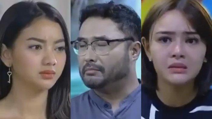 Sedang Berlangsung Sinetron Ikatan Cinta Sabtu 12 Juni 2021: Andin & Al Bertengkar Karena Papa Surya