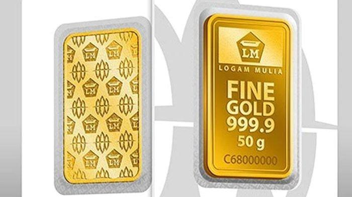 Turun Rp 10.000, Harga Emas Antam Selasa 19 Mei 2020 Berada di Angka Rp 924.000 per Gram