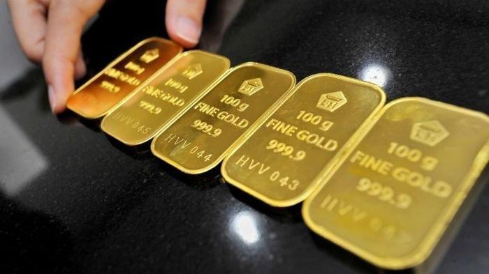Harga Emas Antam Terbaru Hari Ini Rabu 14 Oktober 2021, Lihat Daftar Lengkapnya, Mulai Dari 1 Gram