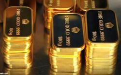 Harga Emas Antam Turun Rp 1.000 Menjadi Rp 752.000 Per Gram
