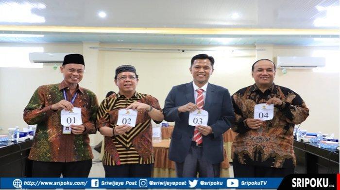 BREAKING NEWS: Senat Universitas Sriwijaya (Unsri) Tetapkan Empat Calon Rektor, Ini Nama-namanya