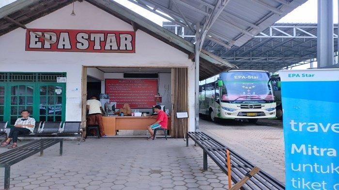 Bus PO di Palembang Terakhir Jual Tiket  4 Mei 2021, Larangan Mudik Takut Disuruh Putar Balik