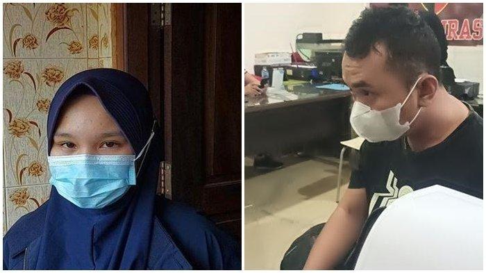 Epan Minta Maaf, Sambil Menangis Cium Kaki dan Tangan Istrinya, Sekar : Hati Saya Sakit