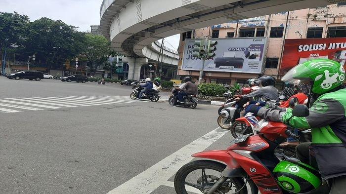 BRIPTU RP Anggota Propam Polda Sumsel Bawa Sabu saat Melintas di Simpang Charitas, Sudah Jadi Target
