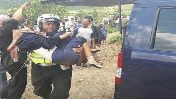 Kecelakaan di Jalur Puncak, 13 Orang Meninggal Dunia