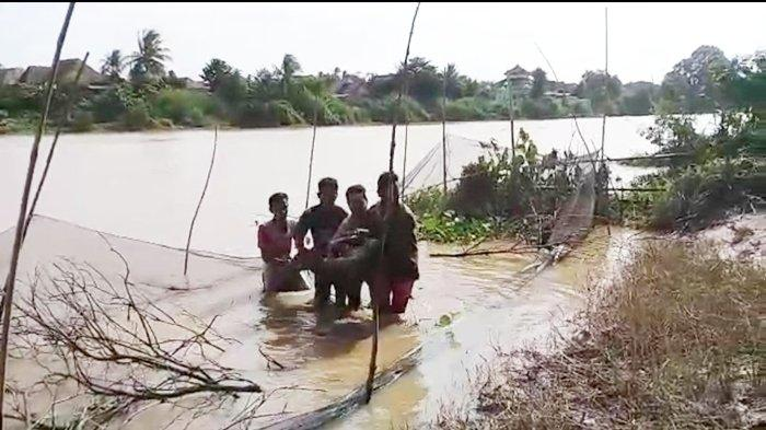Jasad Umar Hamzah Tersangkut di Jaring Ikan Nelayan Desa Jagalano, Ada Warga tak Berani Mengangkat