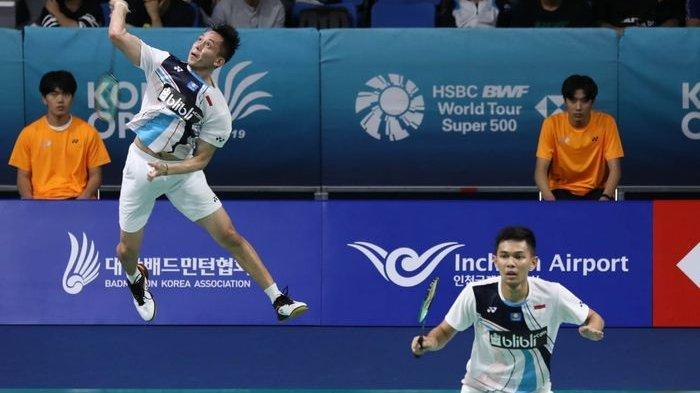 Tembus ke Semifinal Indonesia Masters 2020, Berikut Lawan Fajar/Rian Selanjutnya