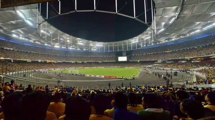 Fakta-fakta Menarik Stadion Bukit Jalil, Timnas Indonesia Vs Malaysia, Terbesar di Asia Tenggara