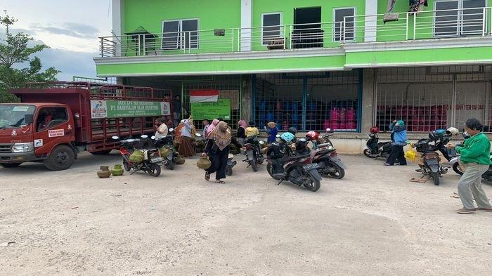 Pertamina Tambah Pasokan Falkutatif LPG Subsidi Sebanyak 19.040 Tabung di Kecamatan Kayu Agung