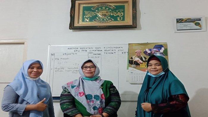 Empat Nama Kandidat Ketua PW Fatayat NU Sumsel MenCuat Jelang Konferensi Wilayah X