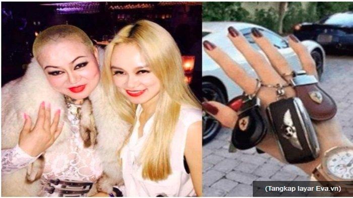 Feng memang benar janda kaya raya yang sering memamerkan mobil mewah seperti Ferrari, Rolls Royce, hingga Bentley di media sosialnya.