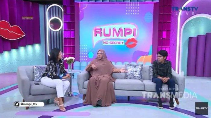 Rohimah membawa anaknya Rizky Arnanda ungkap perlakuan Kiwil
