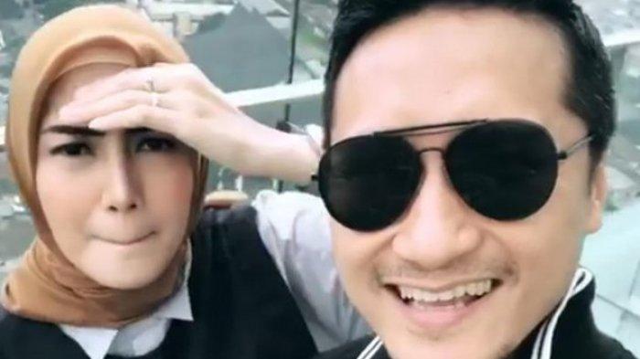Arie Untung & Fenita Gelar Kajian di Rumah,Sederet ArtisCantik yang Datang Jadi Sorotan Netizen