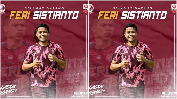 Mantan Anak Asuh Nil Maizar Kembali Gabung Sriwijaya FC, Kali Ini Anggota TNI