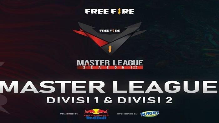Jadwal & Live Streaming Free Fire Master League Season III, Misi Pembinaan Atlet E-Sport Masa Depan