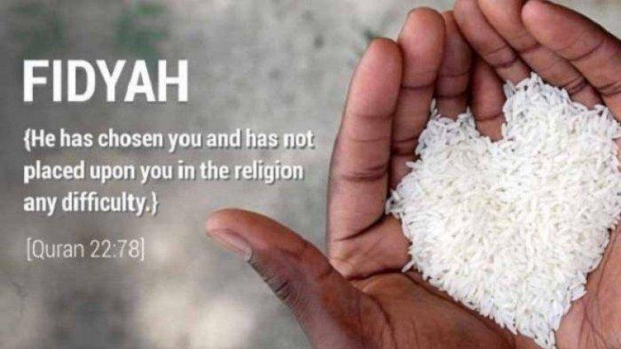 Cara Membayar Fidyah dalam Bulan Puasa Ramadhan dan Besaran Jumlahnya