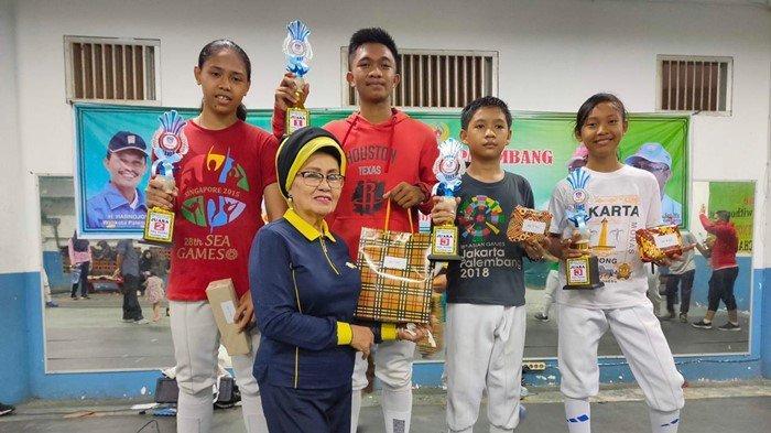 Tokoh Olahraga Sumsel Fien Poerwadi Meninggal Dunia, IKASI Sumsel Berduka: Sangat Perhatian ke Atlet