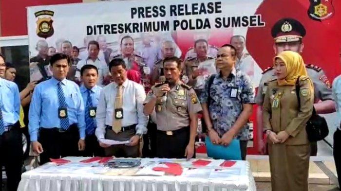 Perguruan Tinggi di Palembang Terbitkan Ijazah Bodong, Mahasiswa Cek di Dikti Tenyata tak Terdaftar!