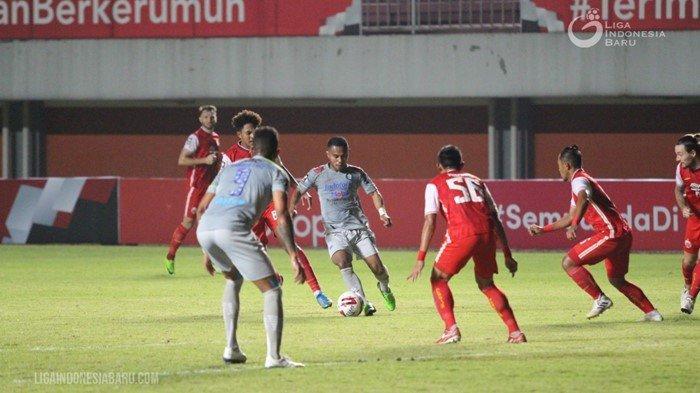 Tim Persib Bandung Keok di Leg Pertama Piala Menpora 2021, Robert Sebut Persija Diuntungkan Waktu