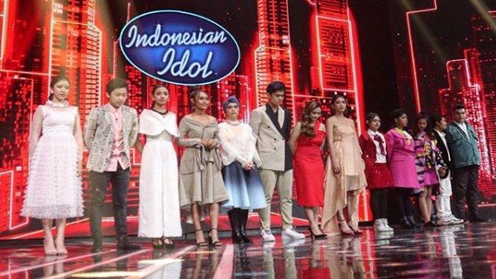 Dapat Poling Terendah Ola Tersingkir dari Indonesian Idol 2019, 12 Finalis Siap ke Tahap Selanjutnya