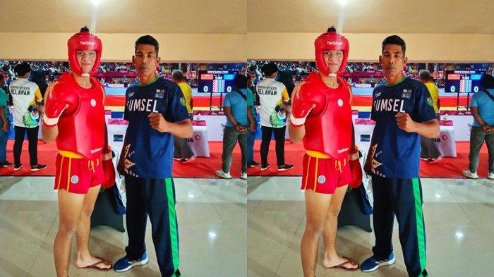 Atlet Wushu Kembali Persembahkan Perunggu di PON Papua, Berikut Perolehan Medali Sumsel