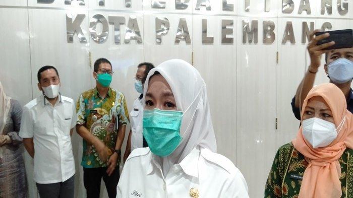 Jangan Sampai Covid-19 Jadi Oleh-oleh Saat Mudik, Fitrianti Agustinda Minta Warga Tetap di Palembang