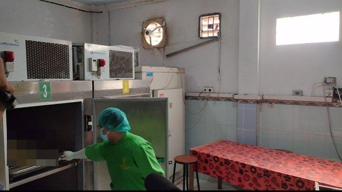 Mayat Mr X Dimakan Biawak di Banyuasin, Dokter Forensik: Tak Ada Tanda Kekerasan Hanya Gigitan Hewan