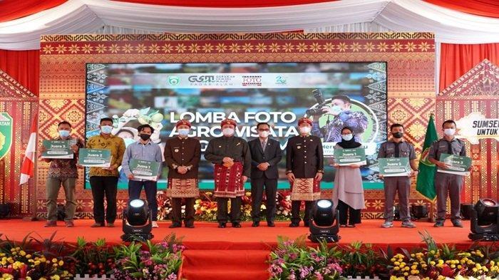 HD Buka Pameran Agrowisata Dalam Rangka HUT Kota Pagaralam ke-20