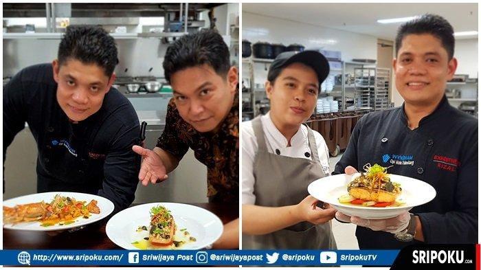Sajian Akhir Pekan di Wyndham OPI Hotel Palembang, 9Rivers Restaurant Sediakan Signature Dish