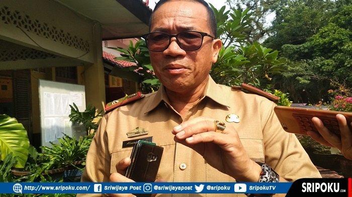 Belajar Tatap Muka di Palembang Belum Pasti Kapan Digelar, Zulinto : Tunggu Situasi Betul-Betul Baik