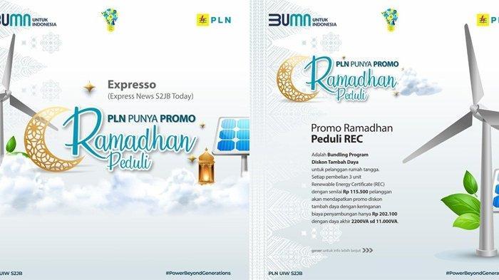 Promo Ramadhan Peduli, Tambah Daya sekaligus Aksi Peduli Lingkungan