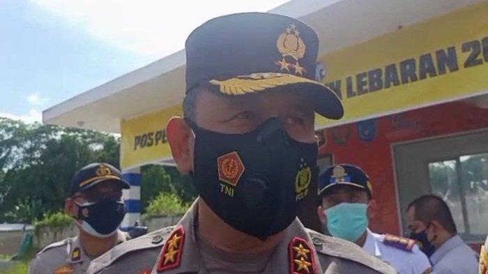 Kapolda Sumatera Selatan Irjen Pol Prof Dr Eko Indra Heri MM