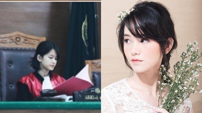 Fotonya Viral, Fakta Sosok Hakim Muda Bak Artis Korea Terungkap, Leanna Leonardo Bantah Member JKT48