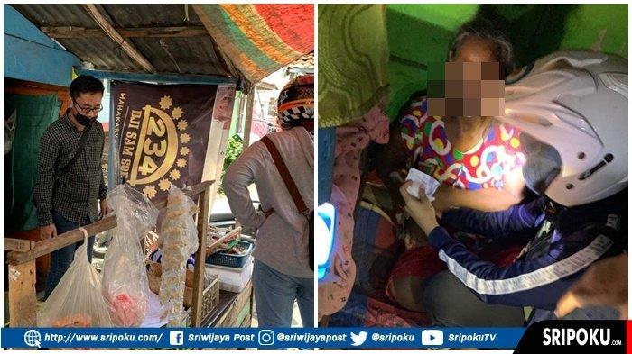 JANDA Penjual Sayur di Palembang Ini tak Berkutik Dikepung Petugas, Ternyata Lapak Sayur Cuma Modus