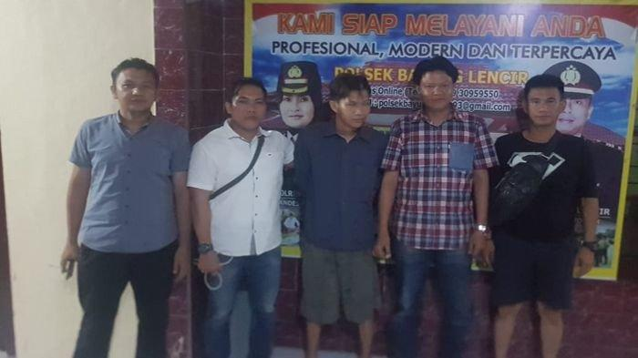 Tersangka Penganiayaan di Warnet Een Silaberanti Palembang Ini Ditangkap di Bayung Lincir Muba