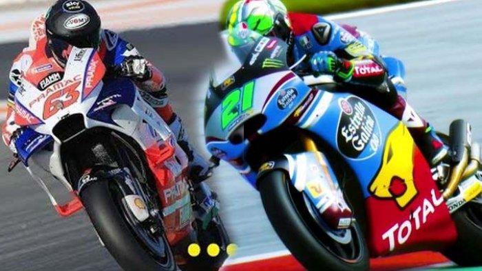 Hasil MotoGP San Marino 2021, Francesco Bagnaia Sukses Jadi Pemenang, Simak Jalannya Pertandingan