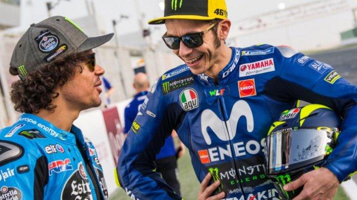 Ditanya Rekor Gelar Juara Marc Marquez, Rossi Ungkit Skandal MotoGP 2015?