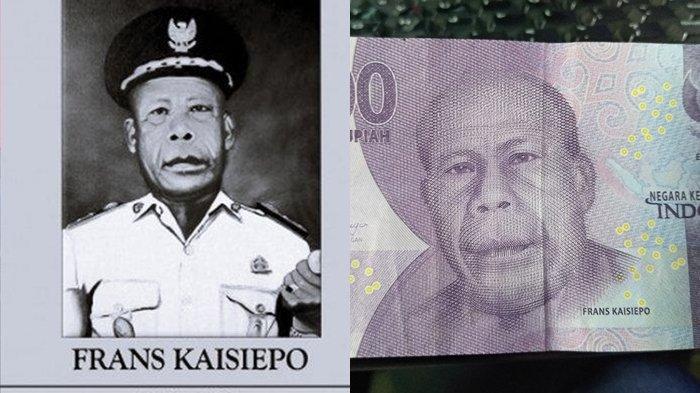 FRANS KAISIEPO Sosok Pahlawan Nasional di Uang Pecahan 10 Ribu, Punya Peran Besar Terhadap Papua!