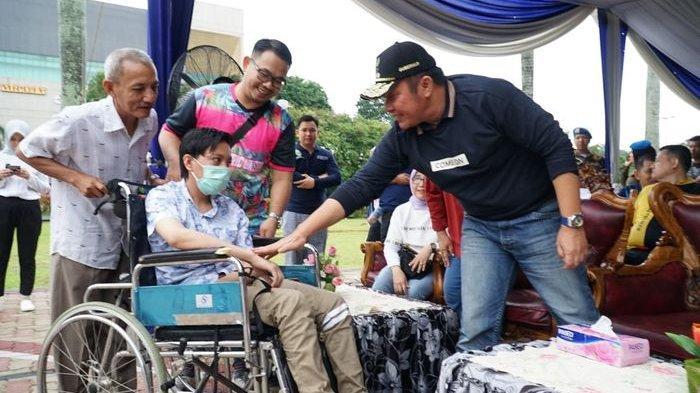 Ringankan Beban Penderita Kanker Anak, Herman Deru Hadirkan Cabang YKASS di 17 Kab/Kota