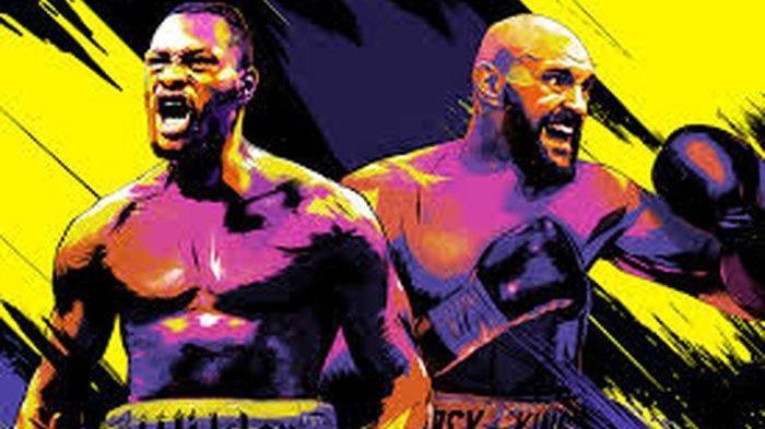 Mega Duel Tyson Fury vs Deontay Wilder Digelar dalam Waktu Dekat?