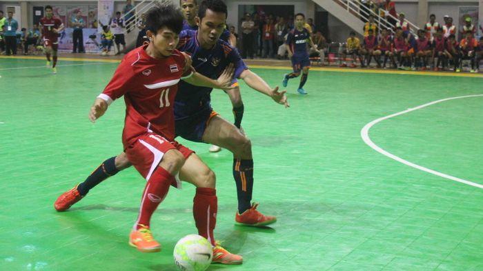 20 Tim Futsal Siap Tanding Persiapan Porprov
