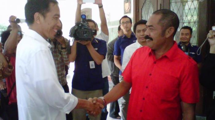 Ketua PDIP Solo: Saya Orang Bodoh Tidak Sekolah, Reaksinya Setelah Tak Dipilih Jokowi Jadi Menteri