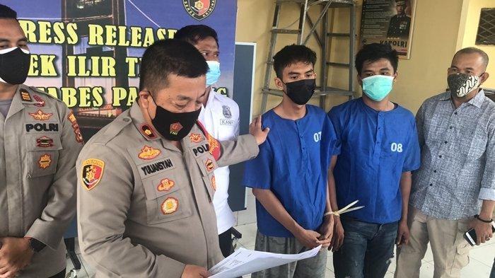 Pecatan Polisi Otaki Penodongan di Palembang, Ada Truk Perusahaan Swasta di PALI Dimintai Uang Damai