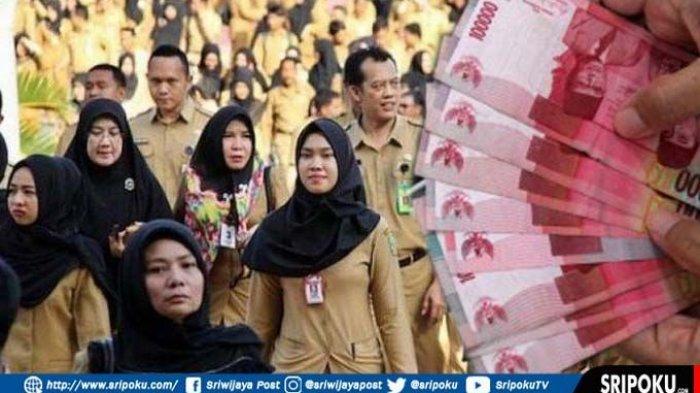 Kepastian Jadwal Pencairan Gaji ke-13 Bagi PNS/TNI/POLRI, Kementerian Keuangan Tetapkan PP