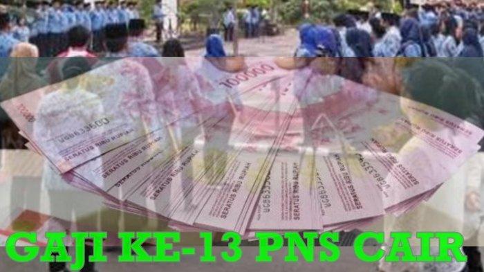 Gaji ke-13 PNS, TNI dan Polri segara cair Agustus