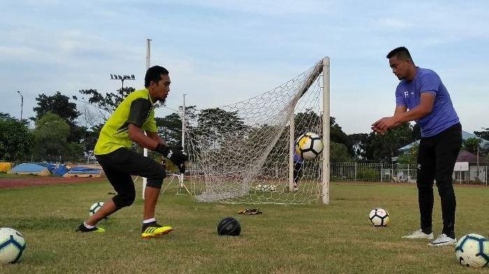 Tersingkir, Kiper Sriwijaya FC Doakan Kiper Baru Bisa Lebih Baik dan Banyak Cetak Rekor