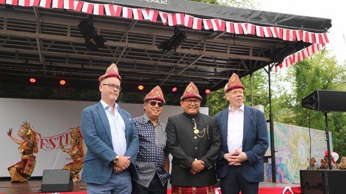 Go Internasional, Gambo dan Kesenian Muba Berhasil Hipnotis Wisatawan di Oslo Norwegia