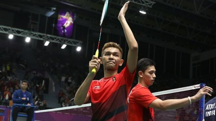 Jadwal Semifinal Hong Kong Open 2018, Fajar/Rian jadi Pembuka, Marcus Gideon/Kevin Vs Ahsan/Hendra